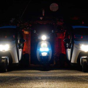 MEL 85 – Elektromotorrad