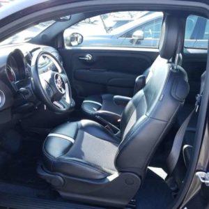 FIAT 500 e – Electric drive